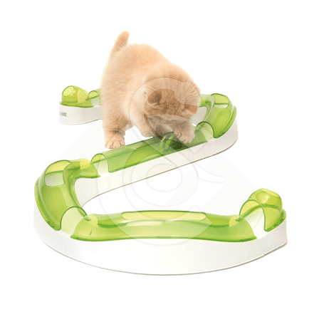 Circuit de jeu pour chat Wave Circuit Catit Senses 2.0