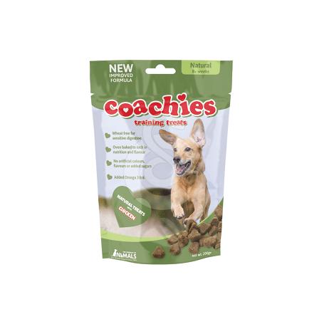 Friandises Coachies Naturel Poulet