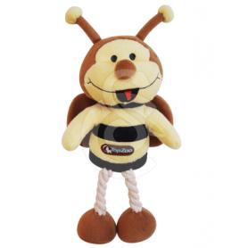 Jouet chien Topzoo : abeille