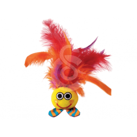 Jouet chat Petstages : Feather Buddy