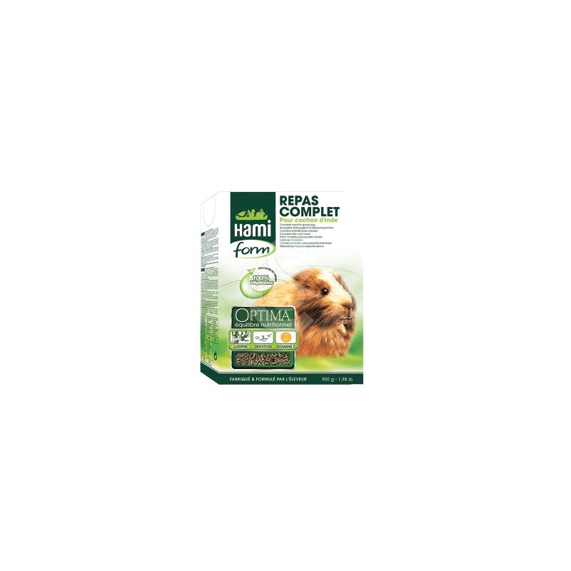 Repas Complet Optima Cochon d'Inde