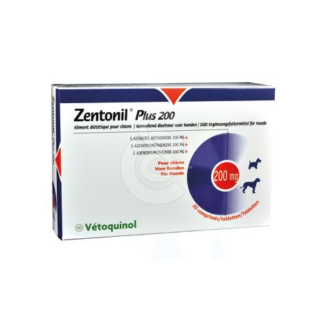 Zentonil Plus 200 mg