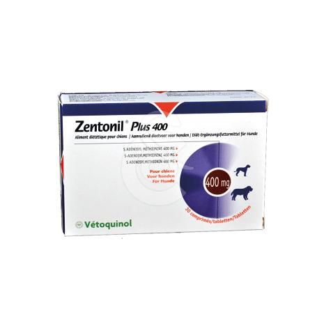 Zentonil Plus 400 mg