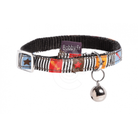 Collier chat Bobby Musique