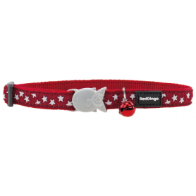 Collier chat Red Dingo