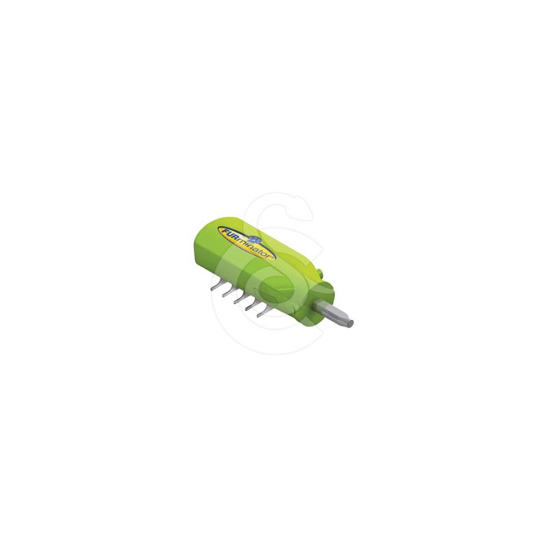 Tête anti-bourres pour étrille FURflex FURminator