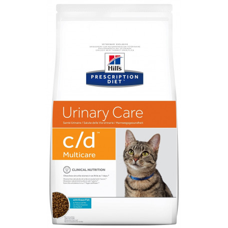 Feline C/D Multicare Poisson