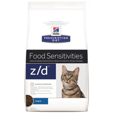 Feline Z/D