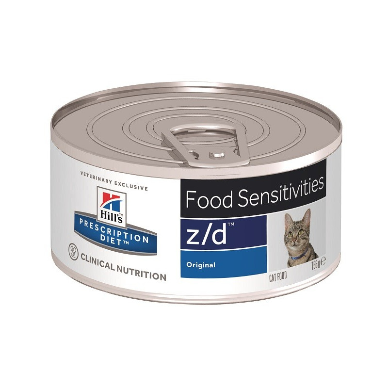 Feline Z/D Ultra Allergen Boîte