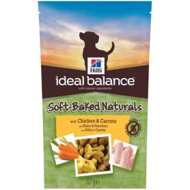 Ideal Balance Canine Treats Poulet & Carottes sans céréales