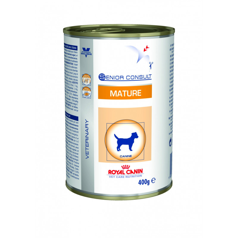 Vet Care Nutrition Mature Dog Boîte