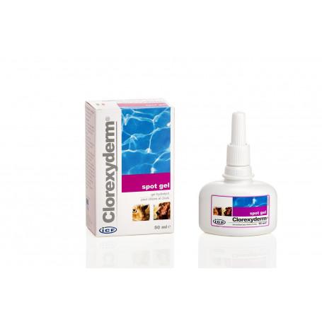 Clorexyderm Spot gel