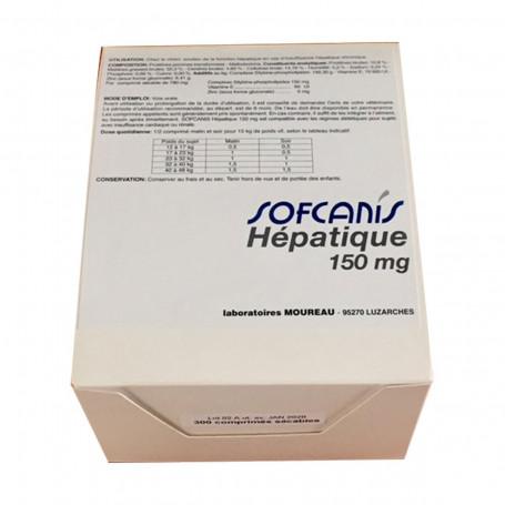 Sofcanis Hepatique 150 mg