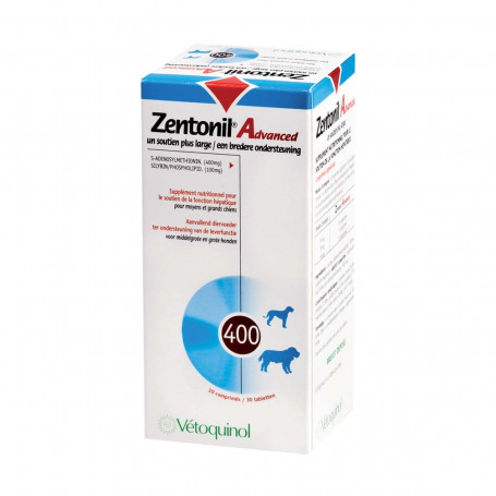 Zentonil Advanced 400 mg