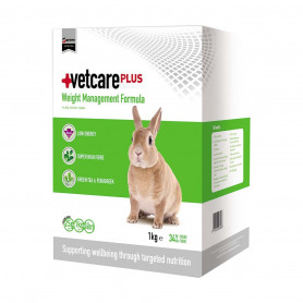 Vet Care Plus Weight Management Formula (Lapin)