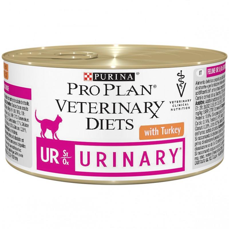 Ppvd Feline UR Stox Urinary Turkey Boîte