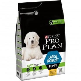 Dog Large Robust Puppy Chicken Optistart