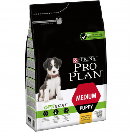 Dog Medium Puppy Chicken Optistart