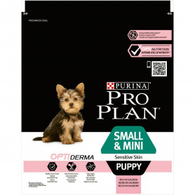 Dog Small&Mini Puppy Sensitive Skin Optiderma