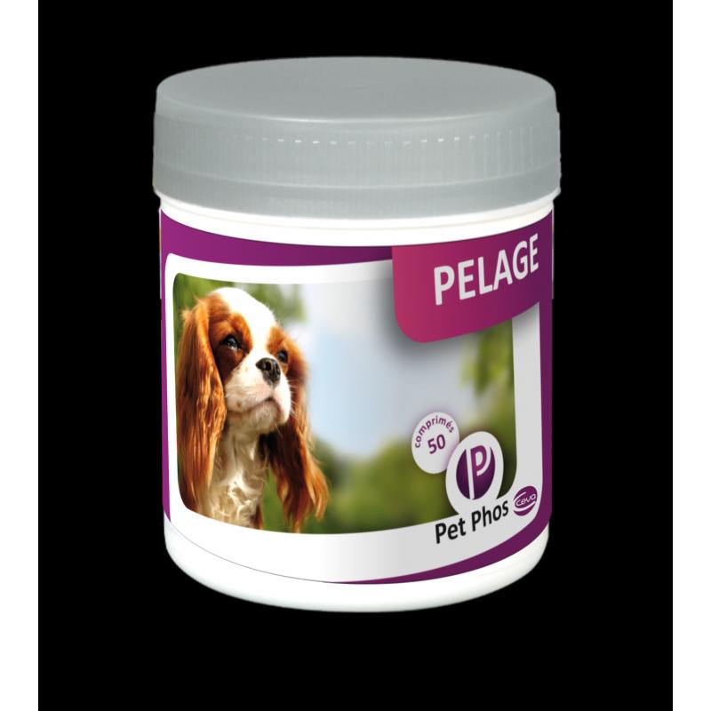 Pet-Phos Pelage chien