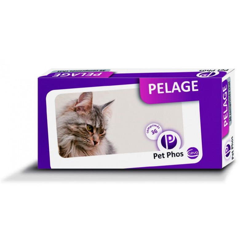 Pet-Phos Pelage du chat