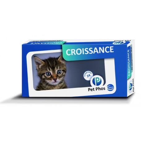Pet-Phos Croissance du chat
