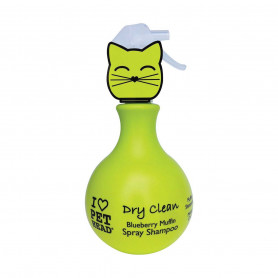 Shampoing sec Pet Head Dry Clean pour chat