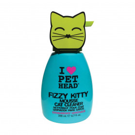 Shampoing sec Pet Head Fizzy Kitty