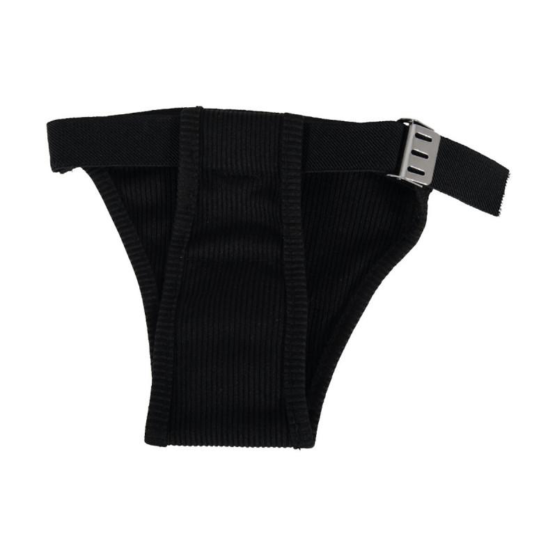Culotte hygiénique noire