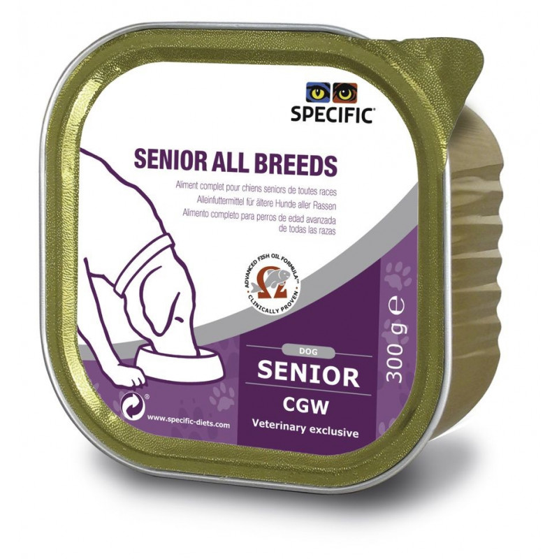Specific CGW Senior All Breeds