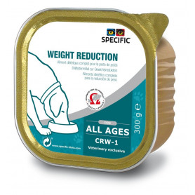 Specific CRW-1 Weight Reduction