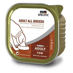 Specific CXW Adult All Breeds