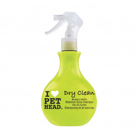 Shampoing Pet Head Dry Clean Sec sans rinçage