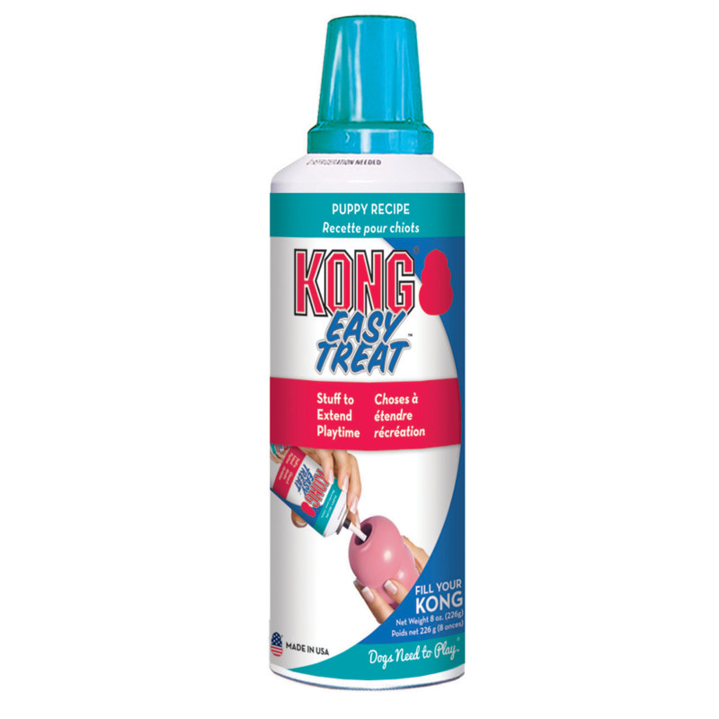 Kong Stuff'N Easy Treat Puppy Recipe