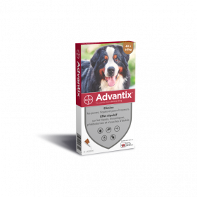 Advantix Tres Grand Chien 40-60 kg