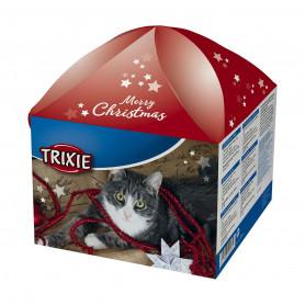 Boîte cadeau pour chat