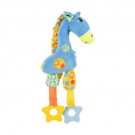 Jouet chien : peluche Puppy Girafe