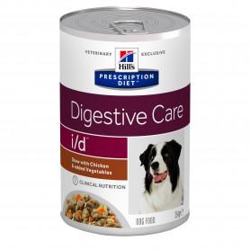 Canine I/D Digestive Care Mijotés Poulet & Légumes Boîte