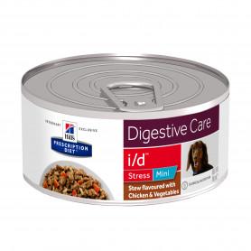 Canine I/D Stress Digestive Care Mijotés Poulet & Légumes Boîte