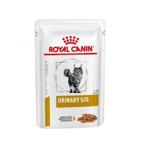 Cat Urinary S/O Morceaux Sachet repas - 12 sachets de 85 g