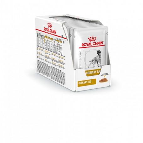 Veterinary Diet Dog Urinary S/O Sachet repas - 12 sachets de 100 g