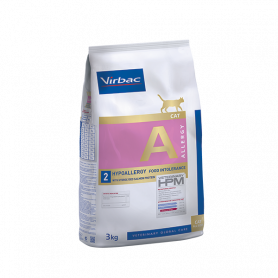 Veterinary HPM Cat A2 Allergy Salmon