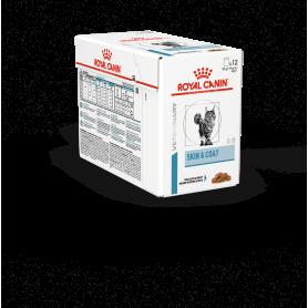 Vet Care Nutrition Cat Skin Coat Sachet repas