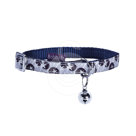 Collier Chat Bobby Confetti