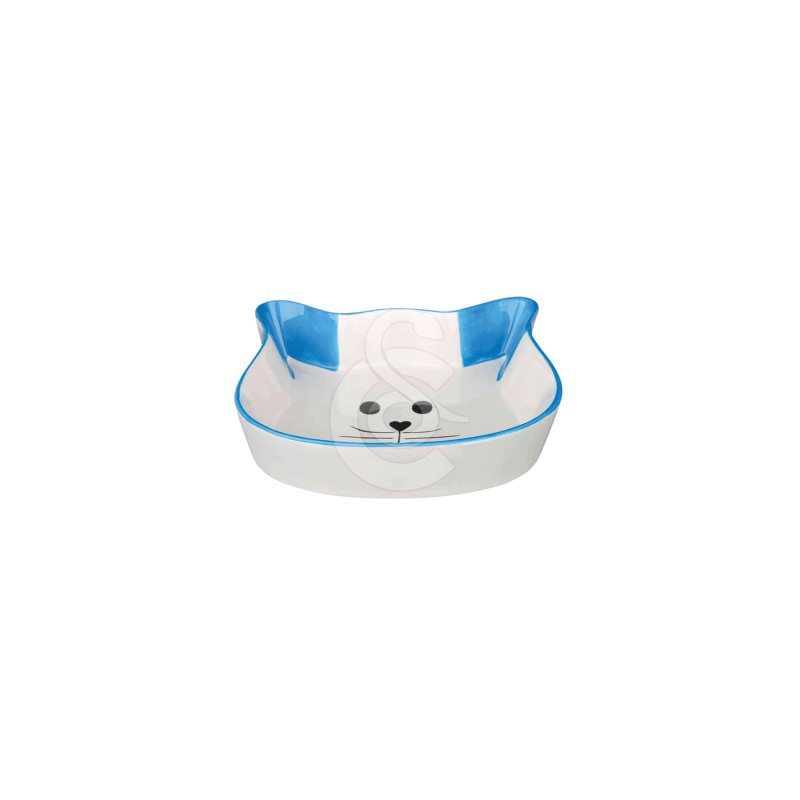 Gamelle en céramique Chat