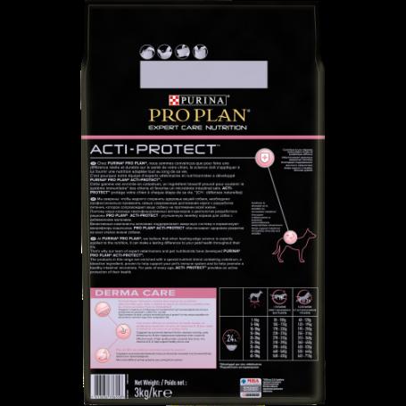 PRO PLAN CHIEN EXPERT CARE NUTRITION Adult DermaCare au Saumon