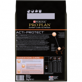 PRO PLAN CHIEN EXPERT CARE NUTRITION Adult Digestion Care à l'Agneau
