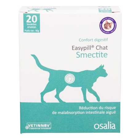 Easypill Smectite Chat