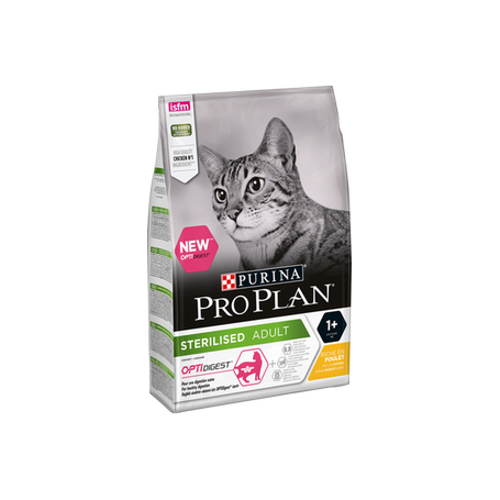 Cat Sterilised Adult Optidigest Poulet