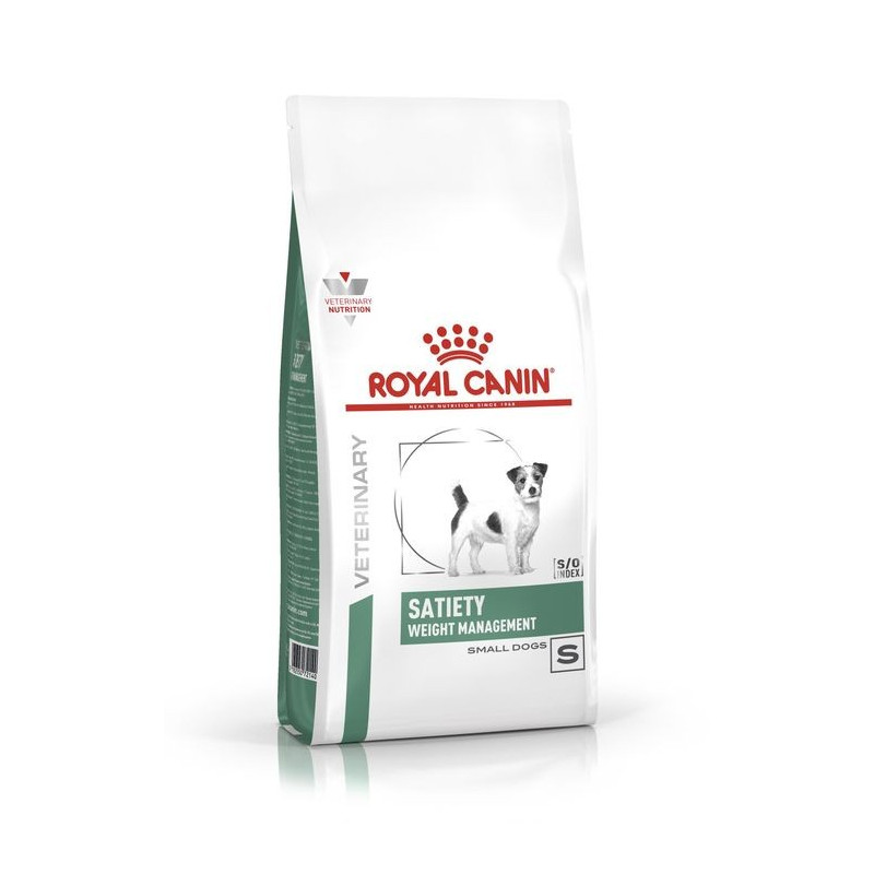 Veterinary Diet Dog Satiety Small Dog